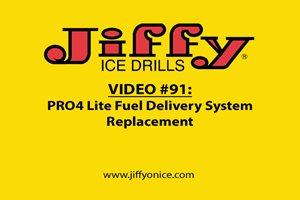 Video 91_PRO4 Lite Replace Fuel Delivery System