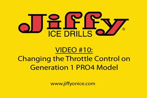 Video 10_PRO4 Generation 1 Replace Throttle Control