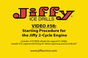 Video 58_2-Cycle Starting Procedure