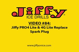 Video 84_44PRO, PRO4 Lite, and 4G Lite Replace Spark Plug