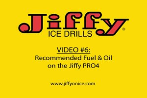 Video 6_PRO4 Recommended Fuel and Oil