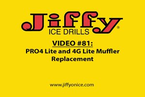 Video 81_ 44PRO, PRO4 Lite and 4G Lite Replace Muffler