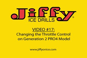 Video 17_PRO4 Generation 2 Replace Throttle Control