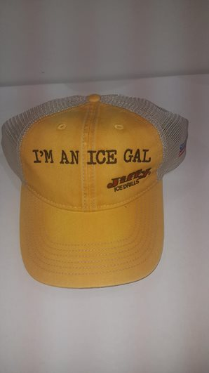 Ice Gal Gold Cap (4631-Y)