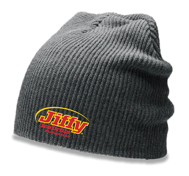Jiffy On Ice - Yellow Knit Hat 3e84cfe9470