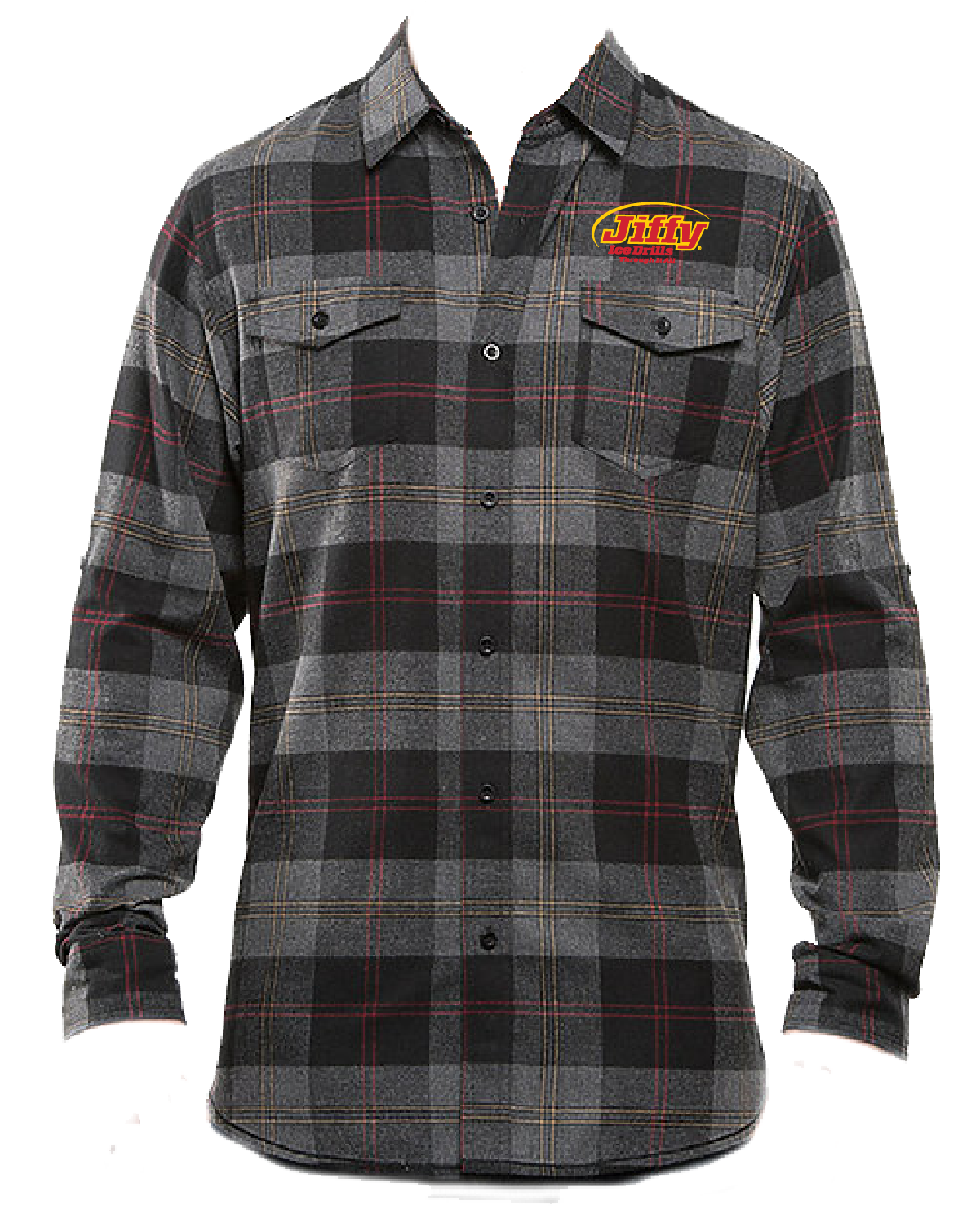 Plaid Shirt (6159)